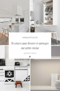 Dix Astuces Pour Decorer Et Amenager Une Petite Cuisine Blog Deco