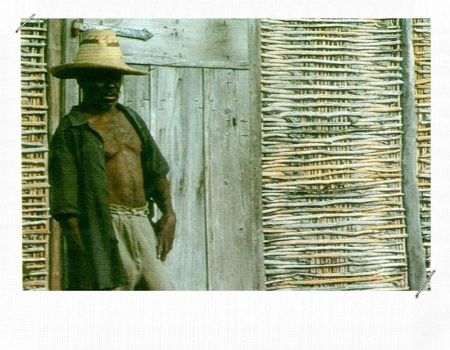 La case créole en Guadeloupe