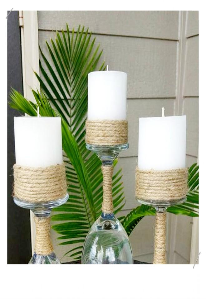 bougies customisées