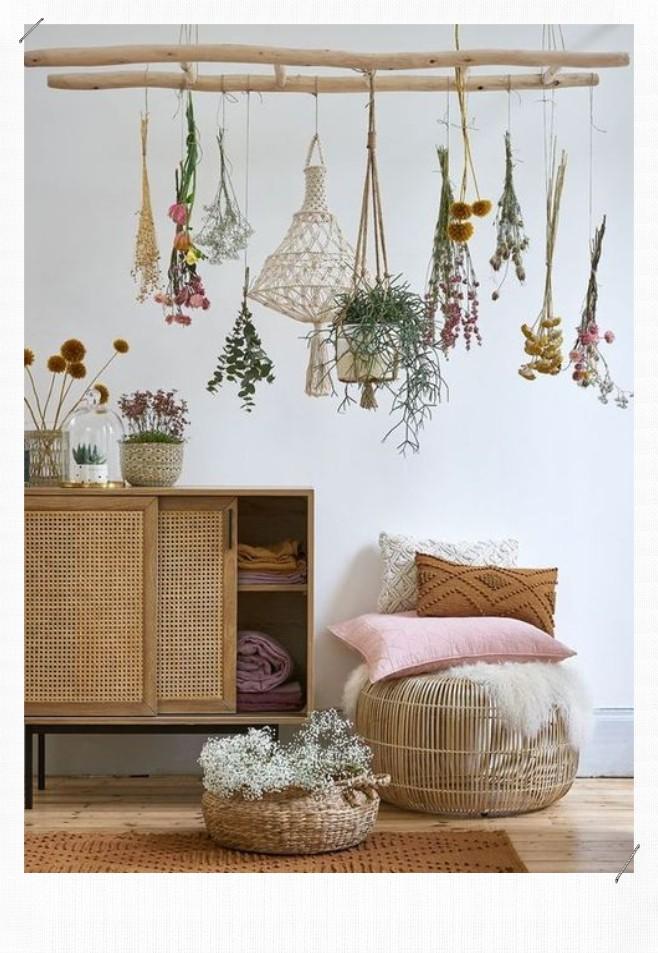 échelle décorative