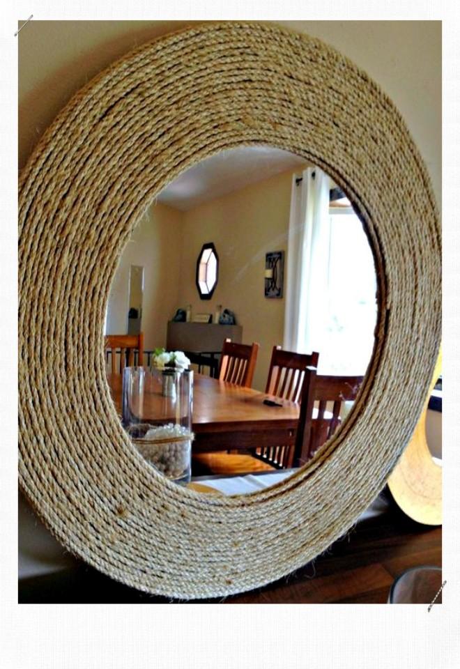 15 idées DIY déco avec de la corde- MissZaStyle - Blog Déco