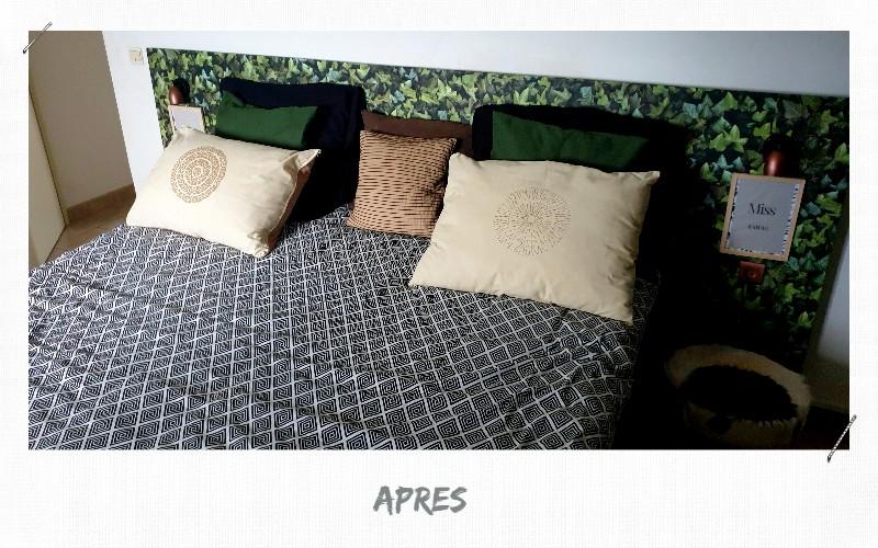 Tuto DIY pour fabriquer une tête de lit 10