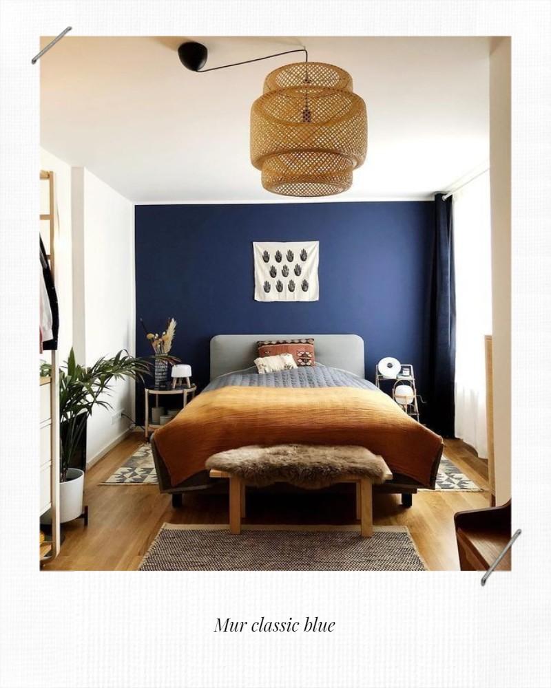 chambre classic blue