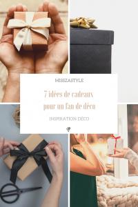 7 idées de cadeau à offrir à un fan de déco