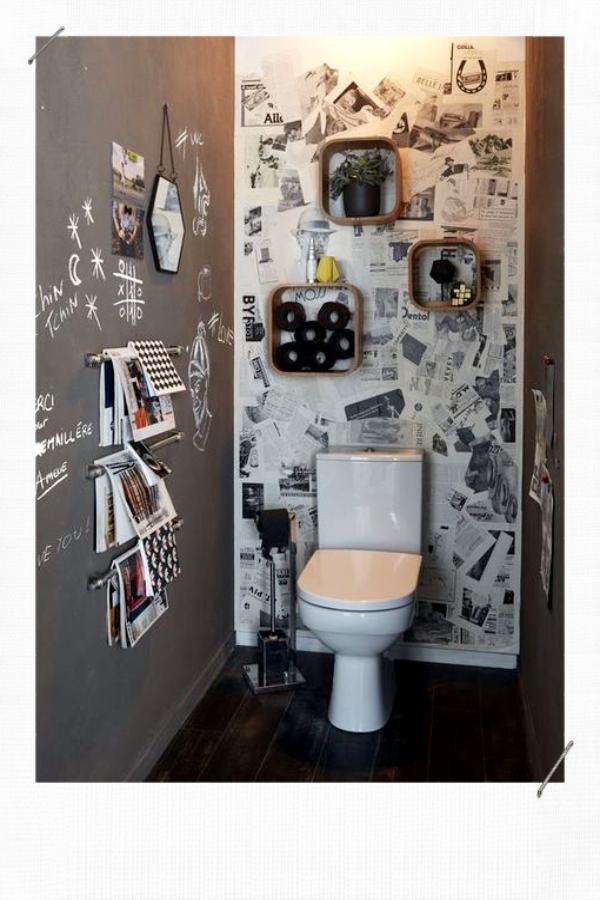 10 idées pour Décorer ses WC
