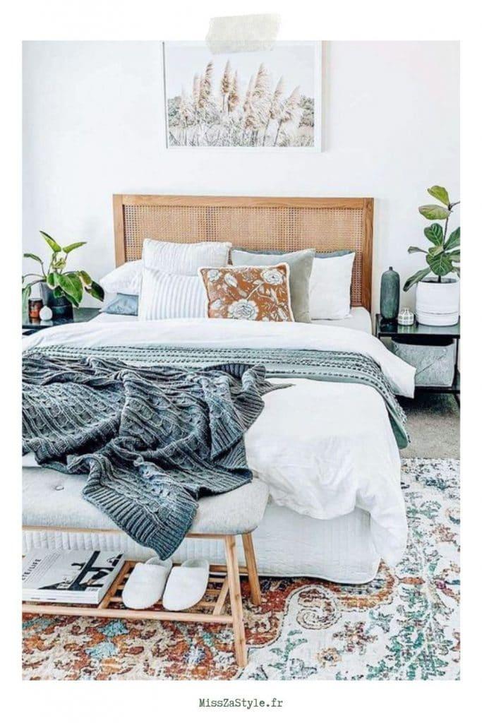 10 idées pour décorer avec des tapis -