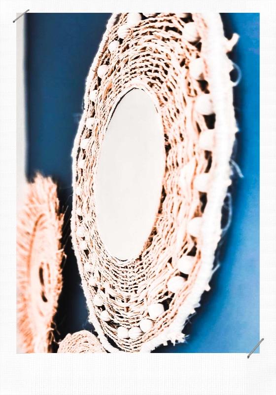 4 DIY de miroirs ethniques et bohèmes