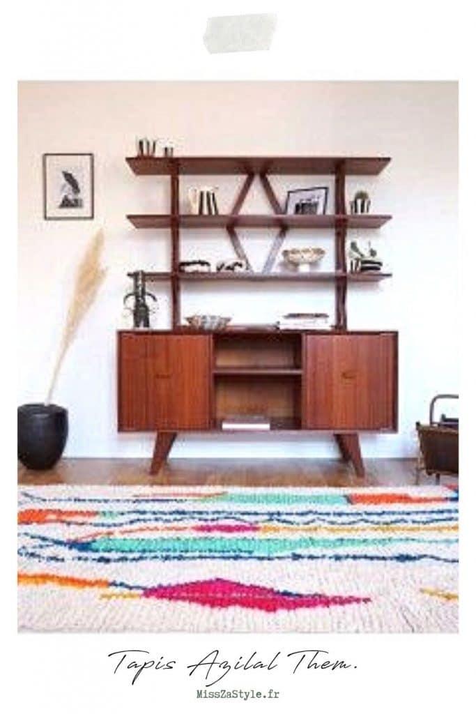 10 idées pour décorer avec des tapis