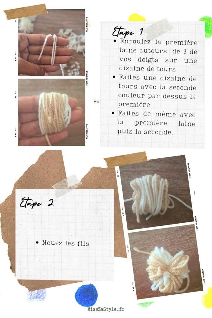 3 DIY pour customiser sa déco avec des pompons